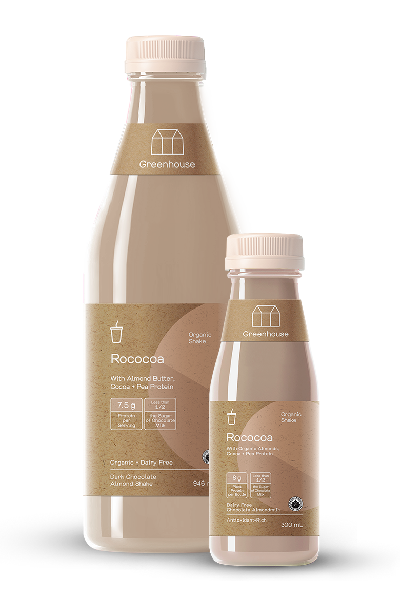 Greenhouse 300ml rococoa productshot