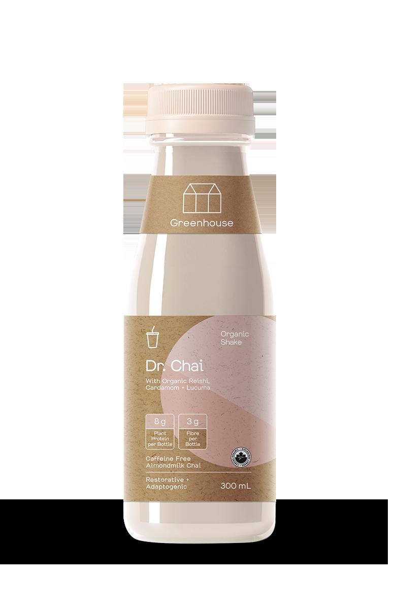 Greenhouse 300ml dr.chai productshot