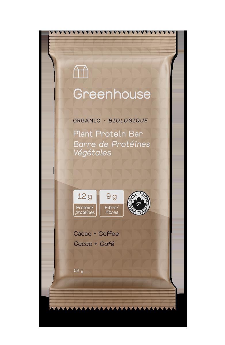 Website productshots plantproteinbar coffee