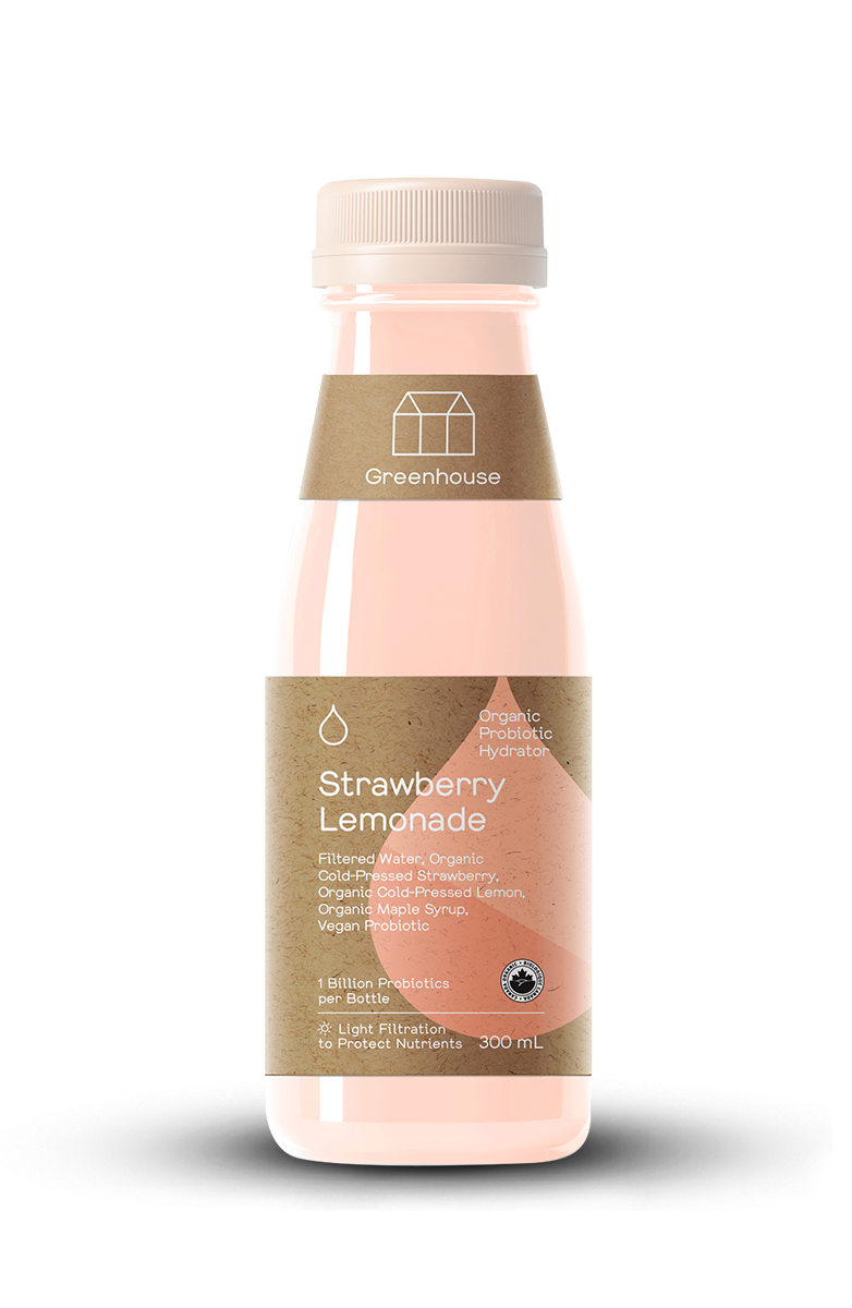Greenhouse 300ml strawberrylemonade productshot