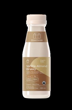 Greenhouse 300ml vanillaalmondbrekky productshot