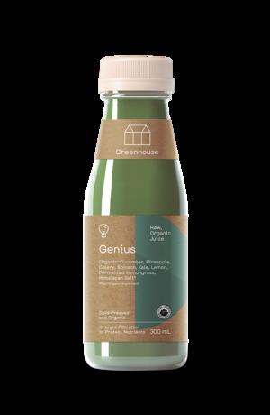 Greenhouse 300ml genius productshot orgcert