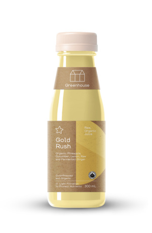 Greenhouse 300ml goldrush productshot orgcert