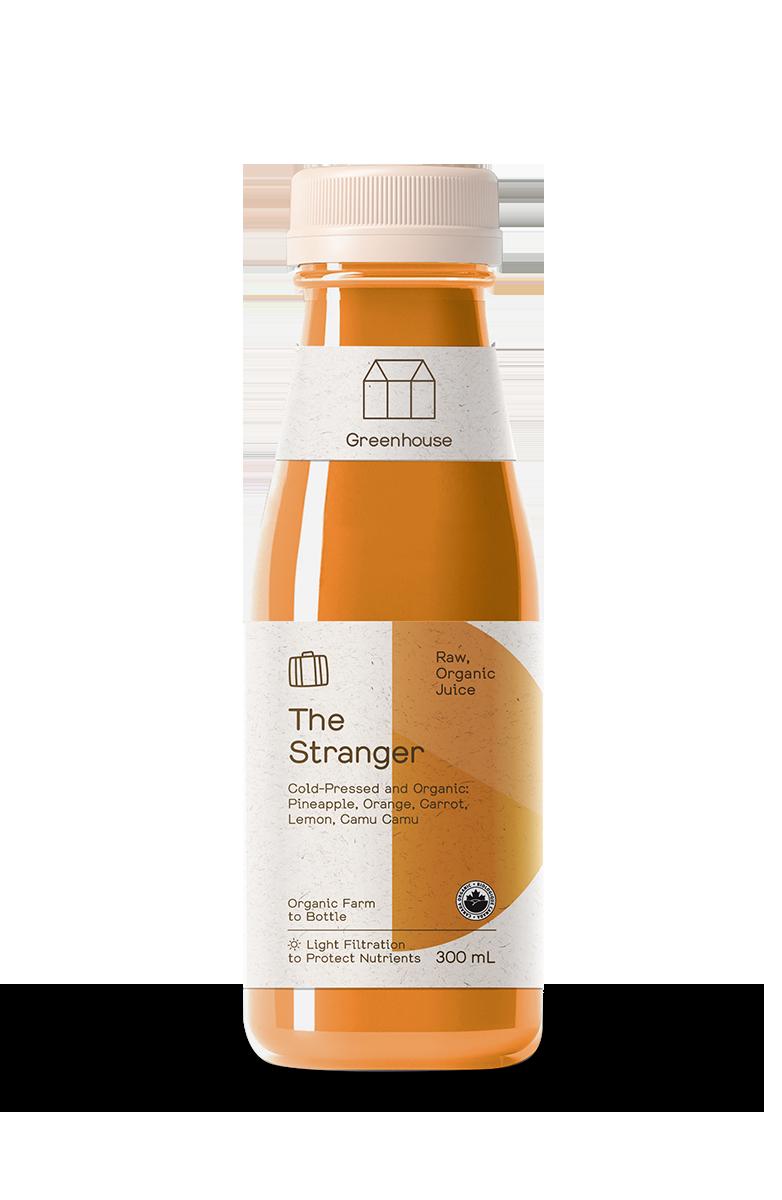 Greenhouse 300ml thestranger productshot orgcert